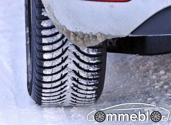 Pneumatici Invernali Michelin 3