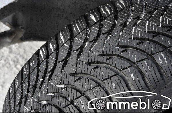 Pneumatici Invernali Michelin 5
