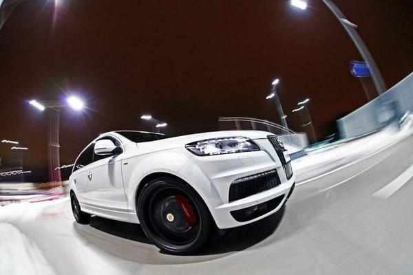 Audi Q7 4.2 TDI Tuning MR Car Design