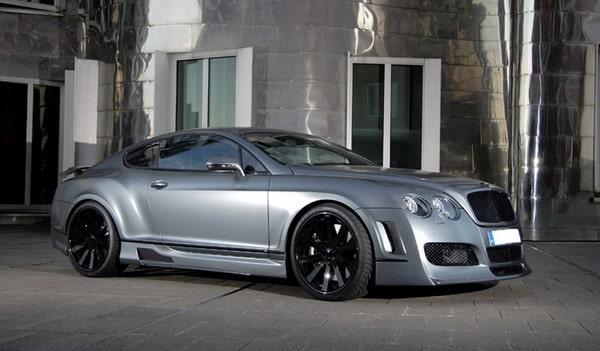 Bentley GT Supersports Anderson
