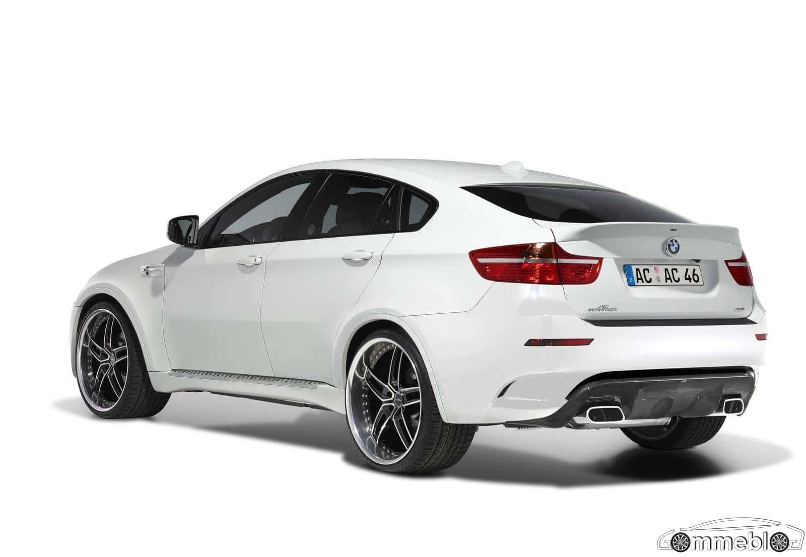 BMW X6 M: AC Schnitzer sceglie cerchi in lega da 23 pollici 2