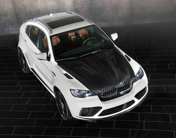 BMW X6 Tuning Mansory