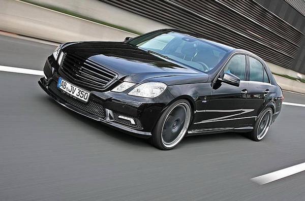 Mercedes E 350 CDI by Väth