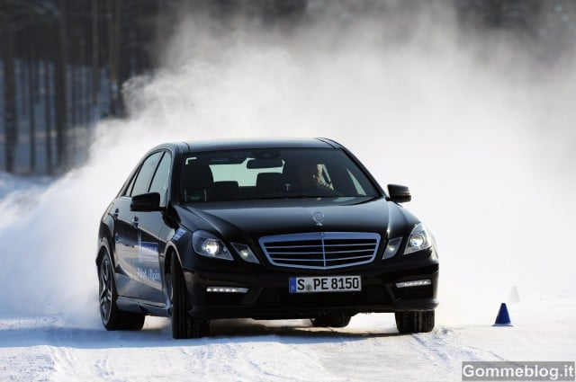 mercedes e63 amg michelin pilot alpin 4 6 Michelin Pilot Alpin 4 (PA4)