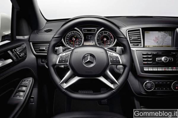 Mercedes ML 63 AMG: le caratteristiche in dettaglio 6