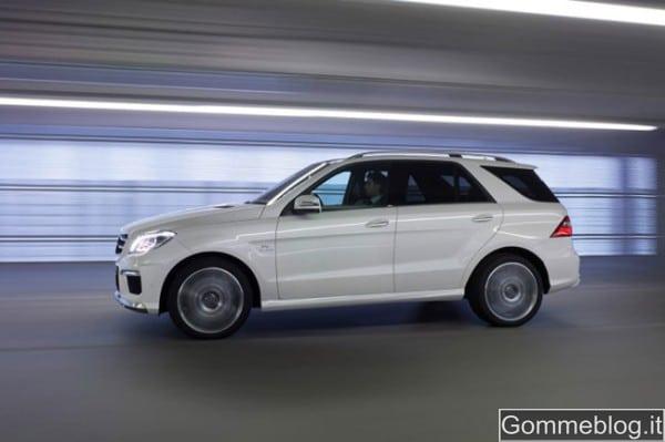 Mercedes ML 63 AMG: le caratteristiche in dettaglio 3