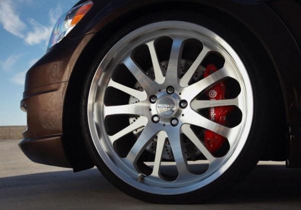Cerchi in lega Lexus