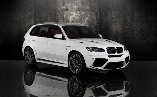 BMW X5 Tuning Mansory