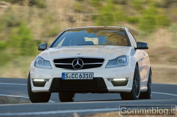 Mercedes C 63 AMG Coupè