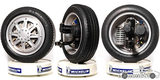 michelin active wheel 06 Michelin Active Wheel