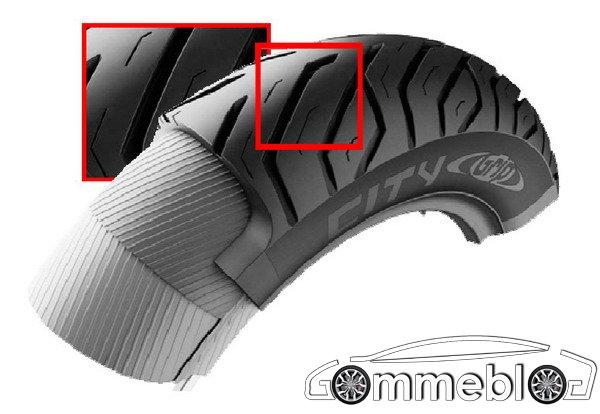 Michelin City Grip; nuovi pneumatici scooter dall'aderenza massima 2
