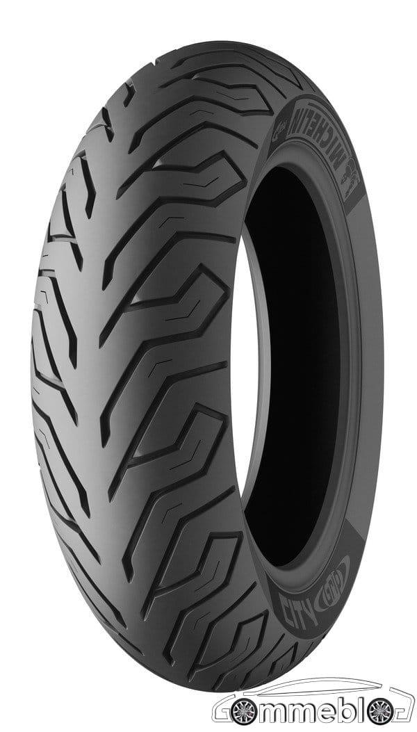 Michelin City Grip; nuovi pneumatici scooter dall'aderenza massima