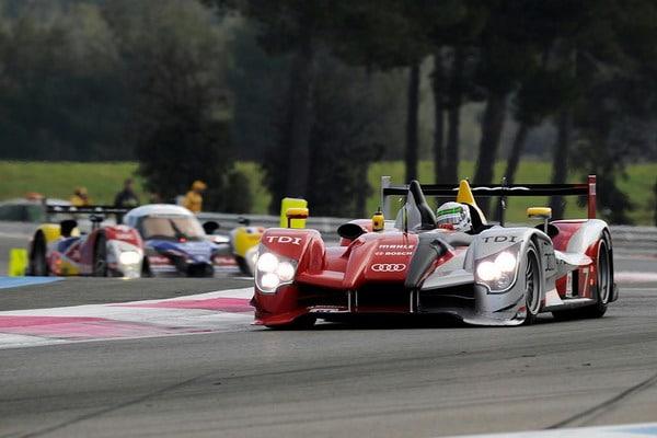 Michelin domina la 8 ore di Le Castellet 1