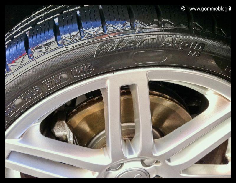 Michelin Pilot Alpin PA3 - Audi