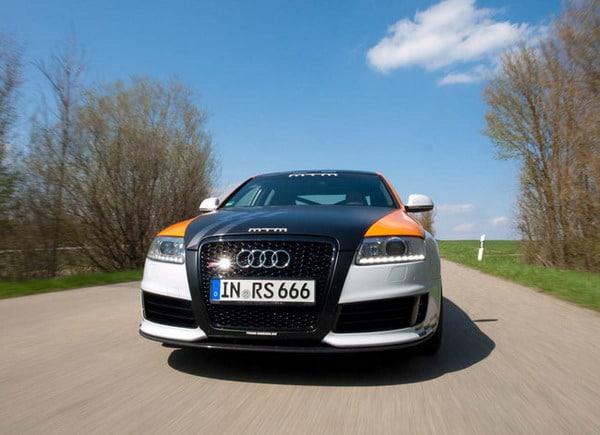 Pneumatici Michelin Pilot Sport PS2 per la nuova MTM Audi RS6 Clubsport con 730 CV 1