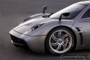Pneumatici Pirelli PZero per la nuova Pagani Huayra