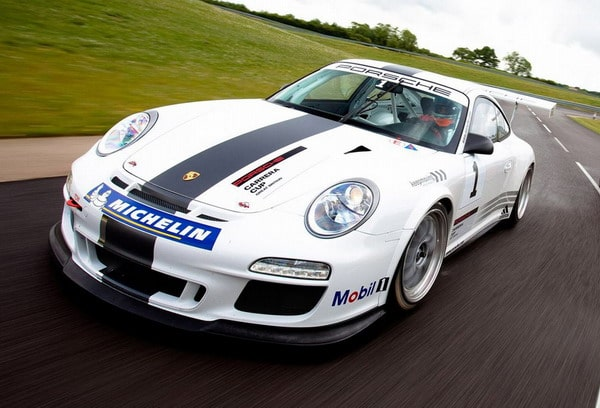 Porshe 911 GT3 CUP 2011