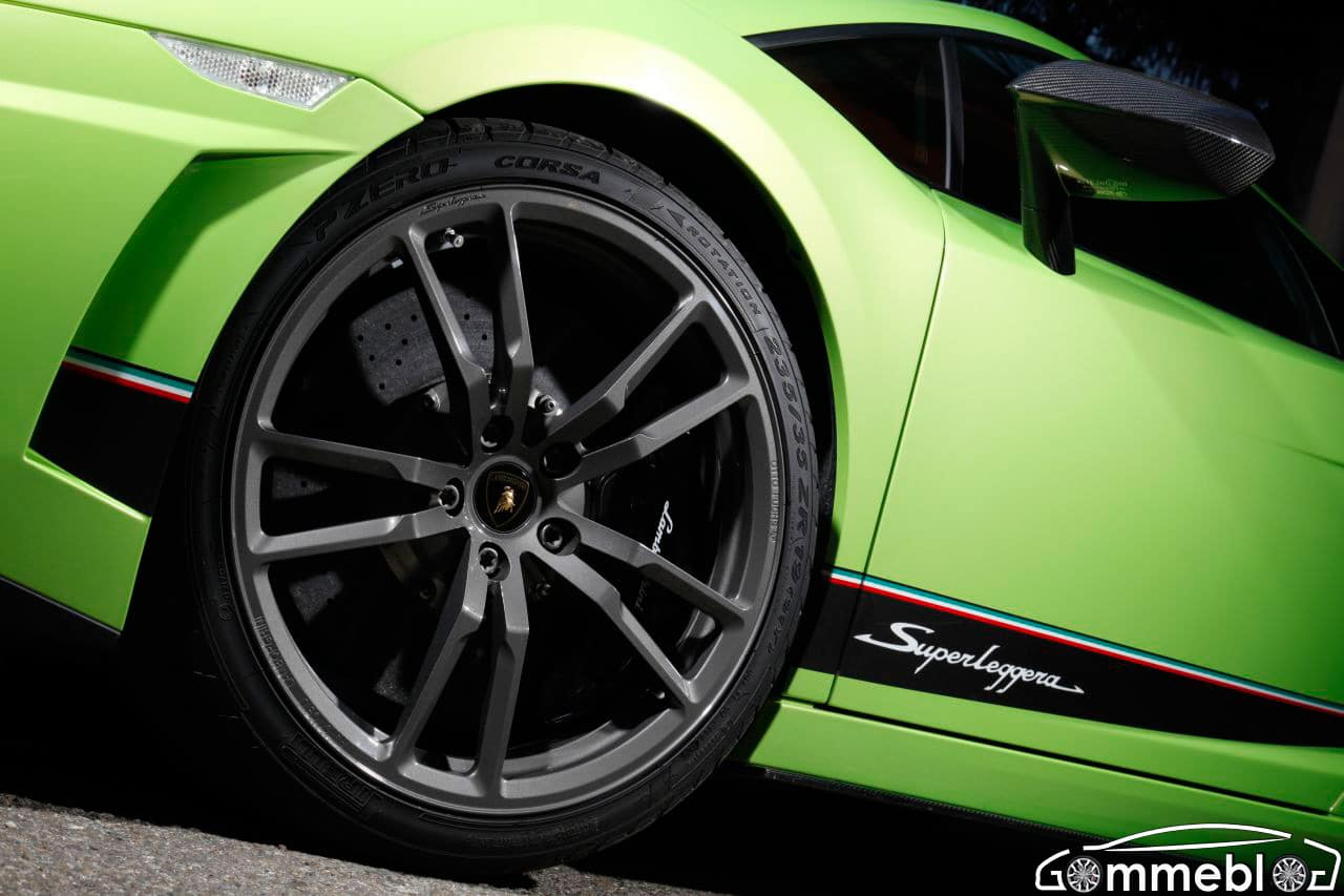 Lamborghini Gallardo LP-570 Superleggera