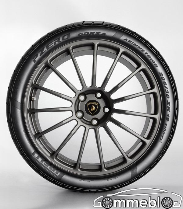 Pneumatici Pirelli PZero Corsa System per Lamborghini Gallardo LP 570-4 Superleggera 1