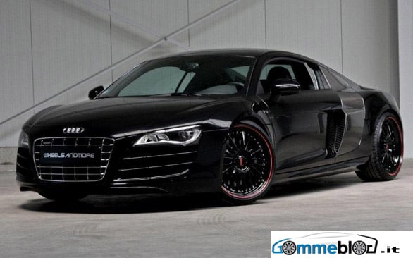 Pneumatici Continental Sport Contact 3 per l'Audi R8 by Wheelsandmore