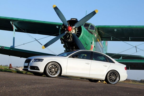 Cerchi in lega da 20 e pneumatici Hankook Ventus S1 per l'Audi S4 Avus Performance