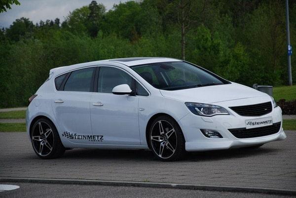 Cerchi da 19 pollici per il Tuning della nuova Opel Astra by Steinmetz 1