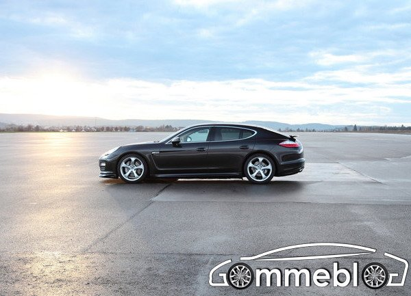Tuning Porsche Panamera: TechArt sceglie pneumatici Michelin PS2 e Continental CS3