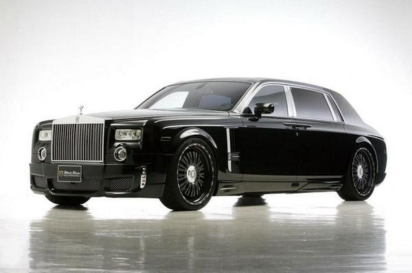 Tuning Rolls-Royce Phantom