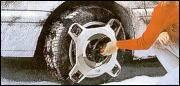 Montaggio Spikes Spider Sport- 04