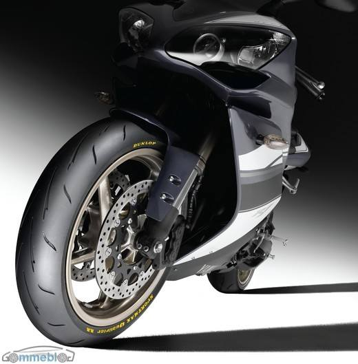 Dunlop Qualifier 2 moto