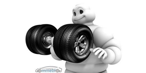 Controllo gratuito dei pneumatici a cura di Michelin