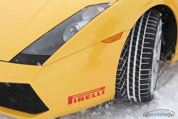 Pneumatici Invernali Pirelli: Gomme Neve per l'inverno 2013 – 2014