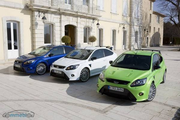 Continental SC3 Ford Focus RS 2