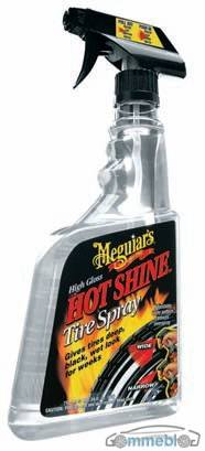 Meguiars Hot shine tyre spray