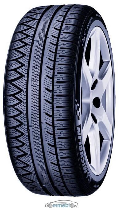 Michelin Pilot Alpin PA3 pneumatici invernali per veicoli potenti e veloci