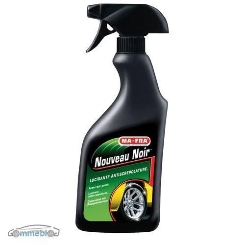 Mafra Nouveau Noir: nero per gomme di classe per la tua auto