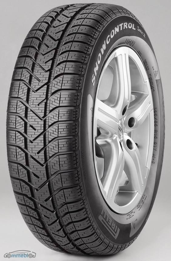 Pirelli Winter Snowcontrol Serie II: l'evoluzione dei pneumatici invernali