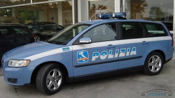 Yokohama continuerà ad equipaggiare la Volvo V50 della Polizia di Stato