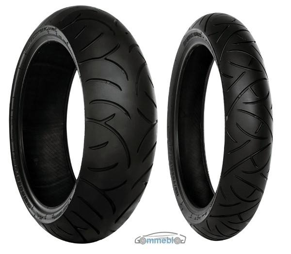 Pneumatici moto Bridgestone BT-021, Sport Touring dalle elevate performance