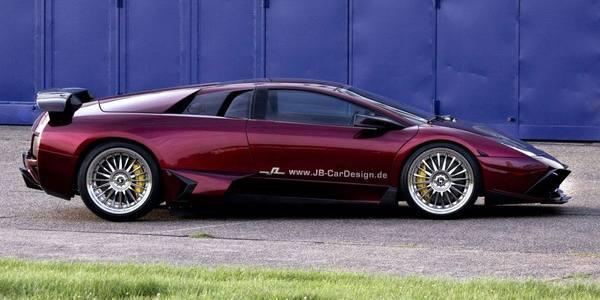 Lamborghini Murcielago LP 640 JB-R JB2