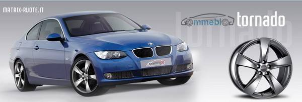 MAK Matrix Tornado BMW 3 Coupè