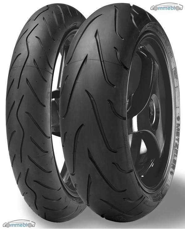 Metzeler Sportec M3 pneumatici anteriori posteriori
