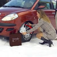 Trendy calze da neve Montaggio 1
