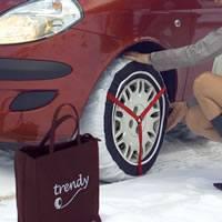 Trendy calze da neve Montaggio 3