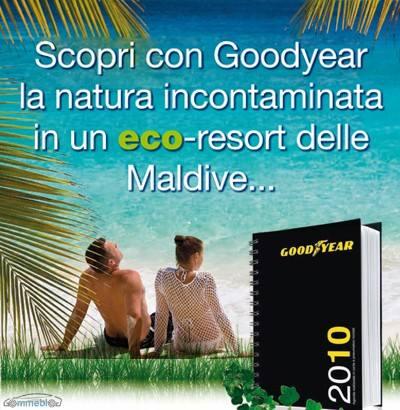 Vinci Maldive con Goodyear