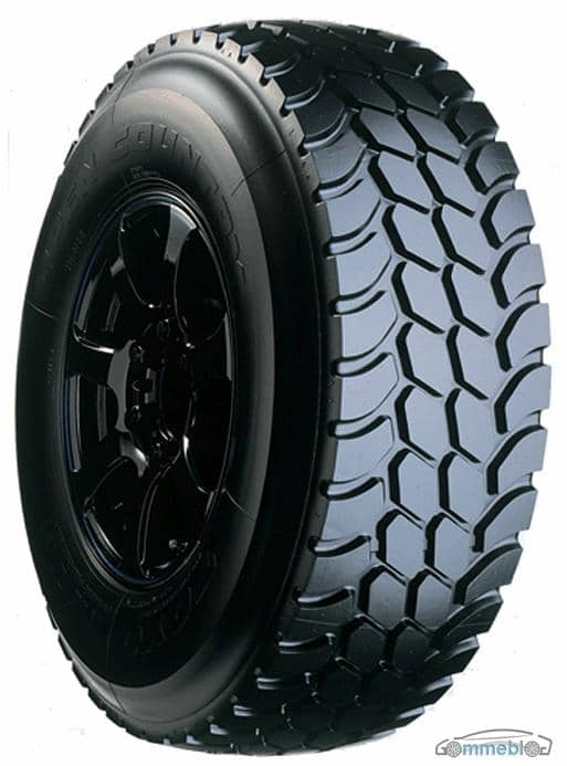 Pneumatici off-road Toyo Open Country MT-R