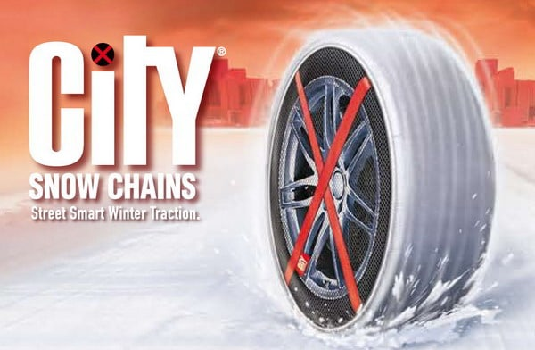 Le calze da neve City Snow Chains  f1f3f540e364