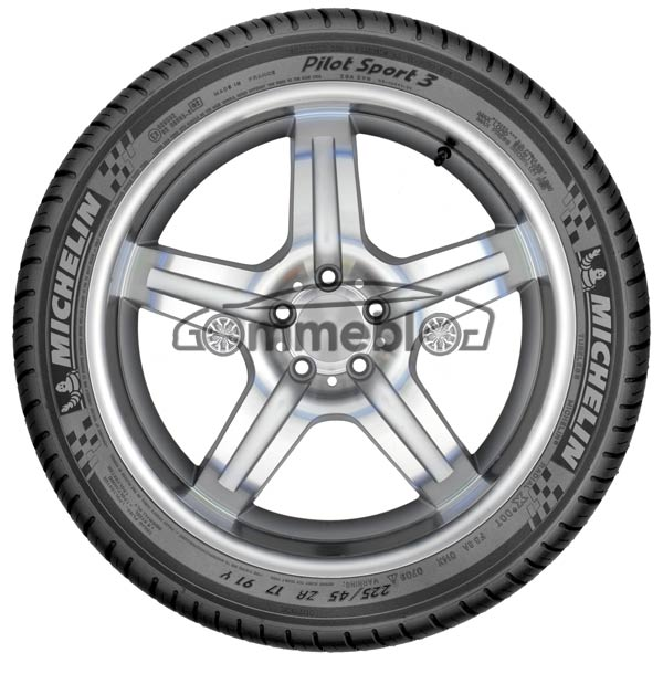 Michelin Pilot Sport 3 - 06
