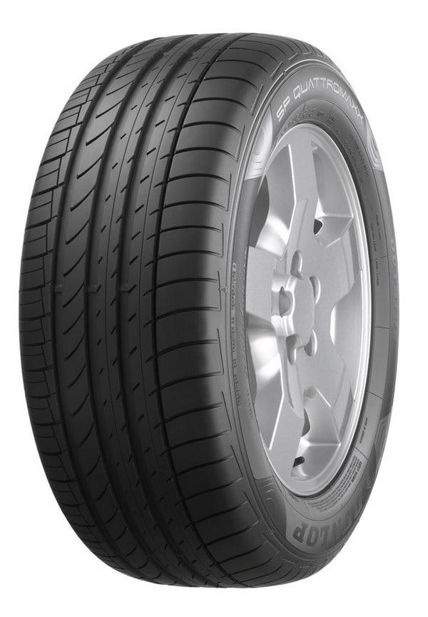 Pneumatici SUV Dunlop SP QuattroMaxx, prestazioni estreme