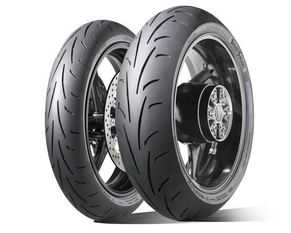 Dunlop SportSmart 02